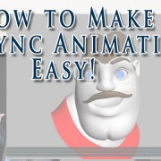 How to make Lip Sync Animation Easy
