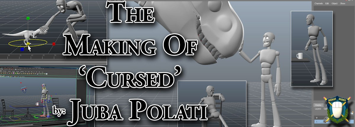 The Making of Cursed, a Juba Polati Animation Tutorial